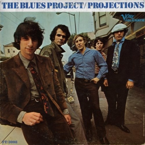 The Blues Project - Projections (1966) [Mono / Vinyl Rip 24/192]