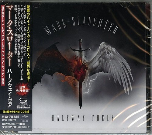 Mark Slaughter - Halfway There [Japanese Edition] (2017)