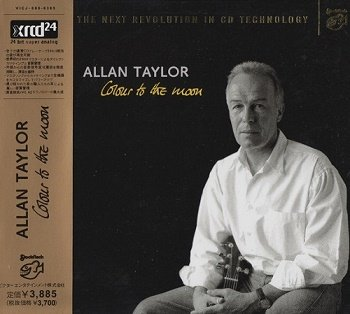 Allan Taylor - Colour To The Moon (Japan Edition) (2008)