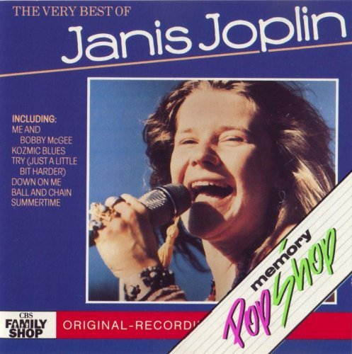 Janis Joplin - The Very Best Of Janis Joplin (1988)