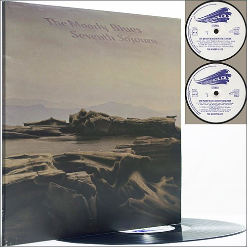 The Moody Blues - Seventh Sojourn (1972) (Vinyl Rip)
