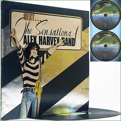 Alex Harvey Band - Next (1973) (Vinyl)