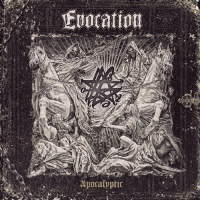 Evocation - Apocalyptic (2010)