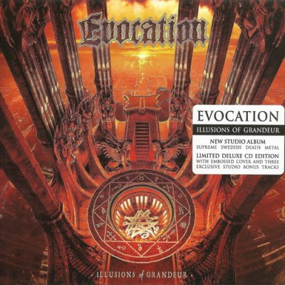 Evocation - Illusions of Grandeur (Limited Edition) 2012