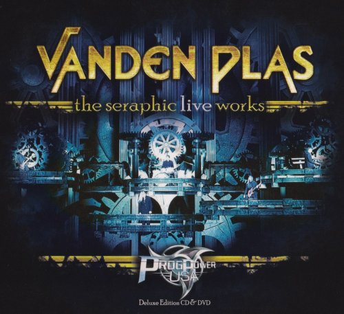 Vanden Plas - The Seraphic Live Works (2017)