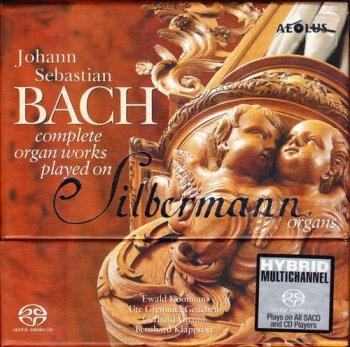 Johann Sebastian Bach - Complete Organ Works played on Silbermann Organs [19SACD Box Set] (2012)