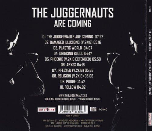 The Juggernauts - The Juggernauts Are Coming (2016)