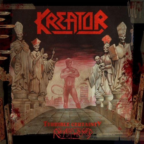 Kreator - Terrible Certainty + Out Of The Dark...Into The Light [2CD] (1987) [2017]