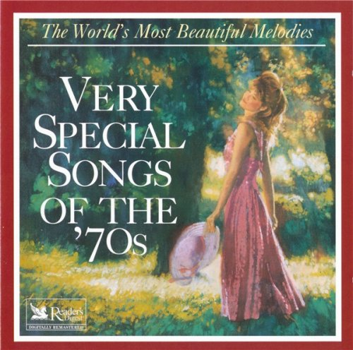 The Romantic Strings Orchestra - Very Special Songs Of The '70s (1996)