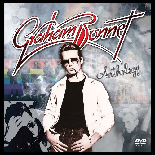Graham Bonnet - Anthology [2CD] (2017)
