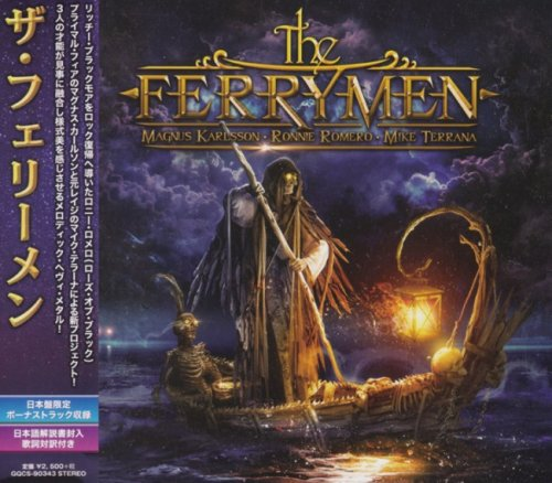 The Ferrymen - The Ferrymen [Japanese Edition] (2017)