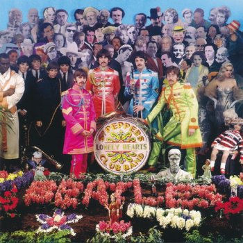 The Beatles: 1967 Sgt. Pepper's Lonely Hearts Club Band - 6 Discs Box Set Apple Records 2017