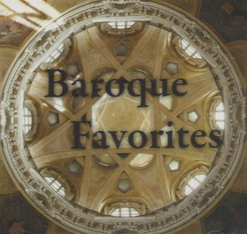 VA - Baroque Favourites - Collection (1988-2001)