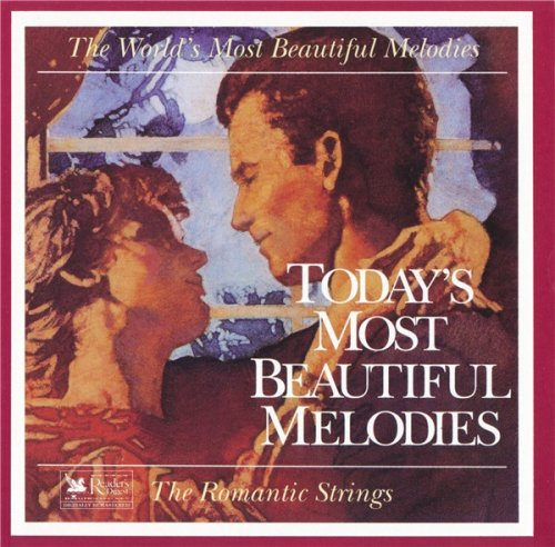The Romantic Strings and Orchestra - Today's Most Beautiful Melodies (1993)
