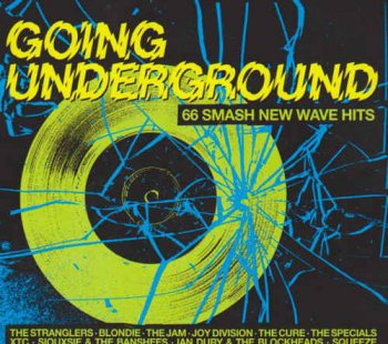 VA - Going Underground - 66 Smash New Wave Hits [3CD Box Set] (2011)