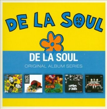 De La Soul - Original Album Series [Box Set] (2012)