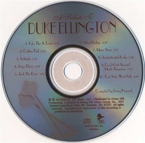 Members Of The Duke Ellington Orchestra - A Tribute To Duke Ellington (1997)