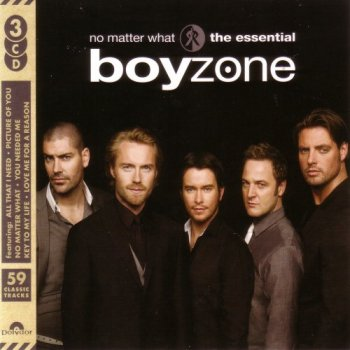 Boyzone - No Matter What: The Essential [3CD Box Set] (2017)