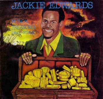 Jackie Edwards - Musical Treasures Disco Style (1984)