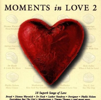 VA - Moments in Love 2 (1995)
