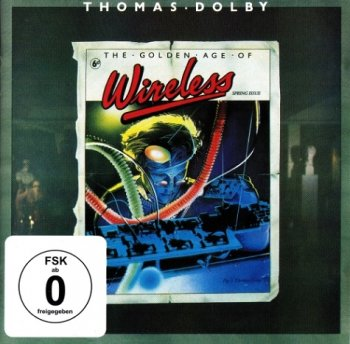 Thomas Dolby - The Golden Age Of Wireless [Collector's Edition] (1982/2009)