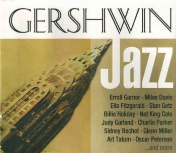 VA - Gershwin Jazz [2CD] (2005)