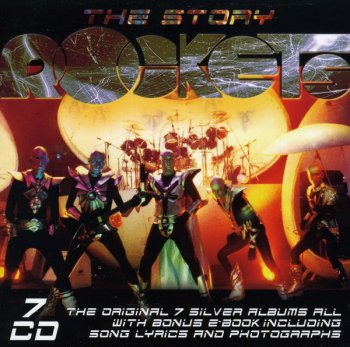 Rockets - The Story (2010) (7CD)