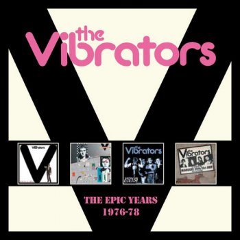 The Vibrators - The Epic Years 1976-1978 [4CD Box Set] (2017)