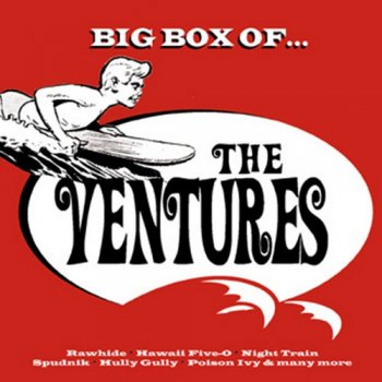 The Ventures - Big Box Of The Ventures [6CD Box Set] (2013)