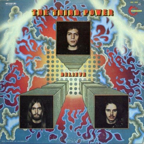 The Third Power - Believe (1970) [Vinyl Rip 24/192]