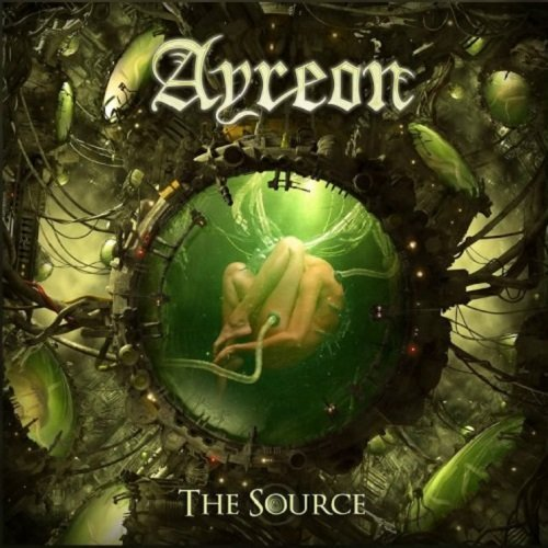 Ayreon – The Source [Limited Edition Earbook] (2017)
