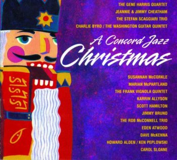 VA - A Concord Jazz Christmas (1994)