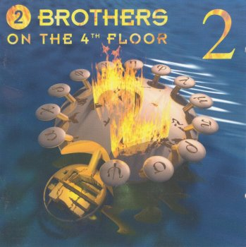 2 Brothers On The 4th Floor - 2 (CD, Album) 1996
