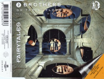 2 Brothers On The 4th Floor - Fairytales (CD, Maxi-Single) 1996