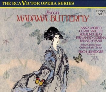 Erich Leinsdorf, Rome Opera Orchestra & Chorus - Puccini: Madama Butterfly [2CD] (1988)