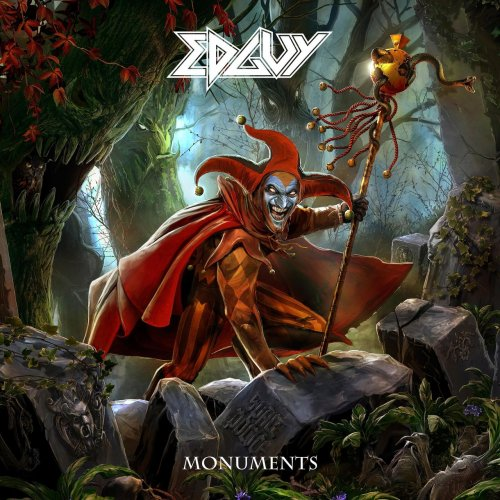 Edguy - Monuments [2CD] (2017)