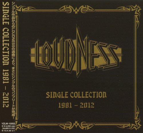 Loudness - Single Collection 1981-2012 [2CD] (2012)