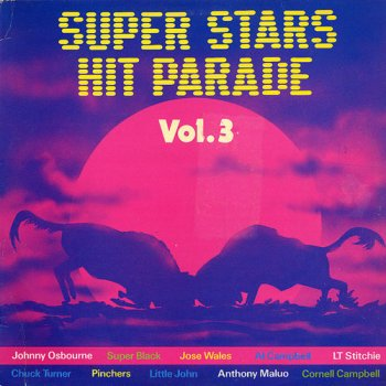 VA - Superstars Hit Parade Vol. 3 (1987) LP