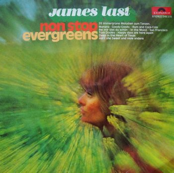 James Last - Non Stop Evergreens 1969