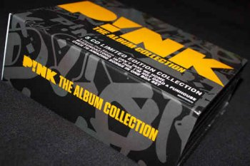 P!nk - The Album Collection [5CD Limited Edition Box Set] (2010)