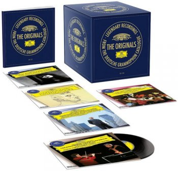 VA - Deutsche Grammophon: The Originals - Legendary Recordings [50CD Box Set] (2014)
