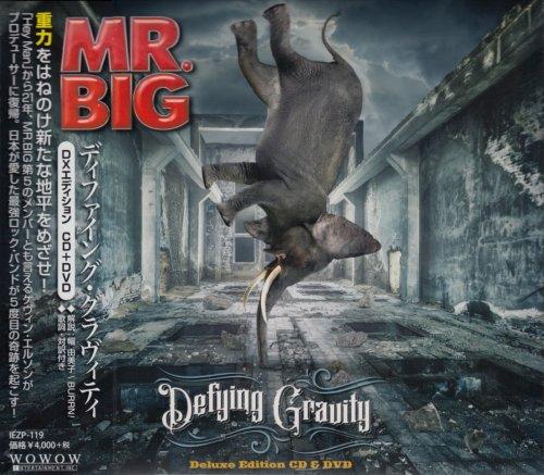 Mr. Big - Defying Gravity [Japanese Edition] (2017)