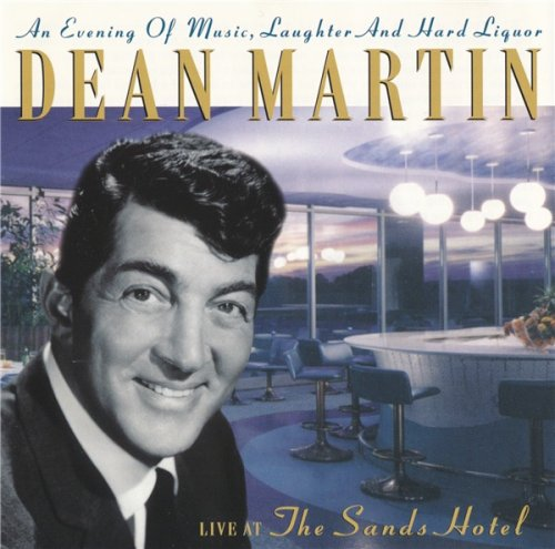 Dean Martin - Live At The Sands Hotel (2000)
