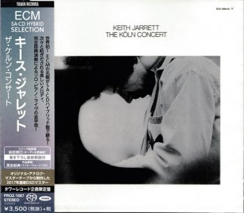 Keith Jarrett - The Koln Concert (1975) [2017 SACD]