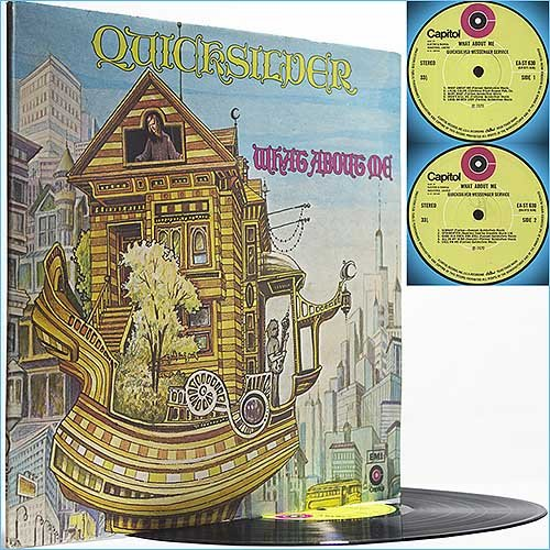 Quicksilver Messenger Service - What About Me (1970) (Vinyl)