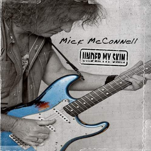 Mick McConnell (Smokie) - Under My Skin (2017)