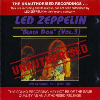 Led Zeppelin - Black Dog Volume 3 (1993) [Bootleg]