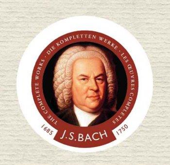 Johan Sebastiaan Bach - Complete Edition Bachakademie [171CD] (2000)