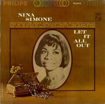 Nina Simone - Let It All Out (1966) [Reissue 2006]