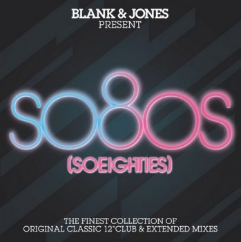 VA - Blank & Jones Presents So80s - Series Collection (2009-2016)